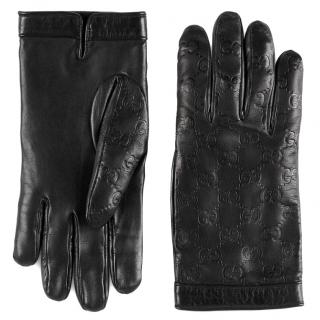 Gucci Signature gloves - Size 9