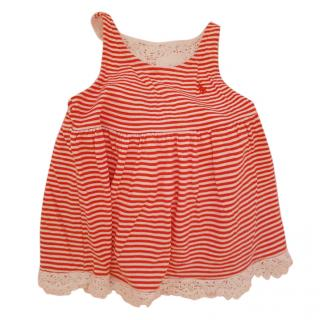 RALPH LAUREN BABY GIRL SUMMER DRESS