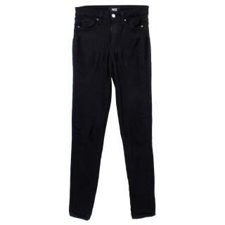 PAIGE black Straight leg Jeans
