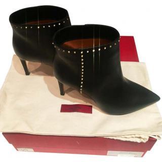 Valentino 'Lovestud' shoe boot