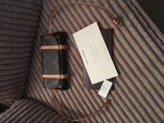 Louis Vuitton monogram Bum Bag /clutch bag