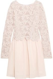 New See by Chloe pink dress