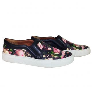 GIVENCHY Floral Flats/sneakers
