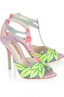 SOPHIA WEBSTER Flamingo sandals