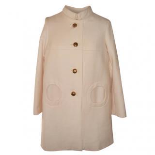 Paul & Joe cream coat