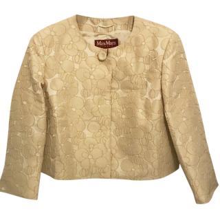 Max Mara Cropped Jacket
