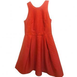 Maje Red Dress