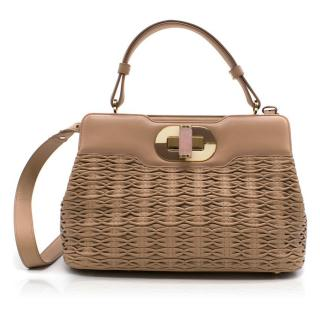 Bvlgari 'Isabella Rossellini' Bag in Nappa Leather Current Sold out
