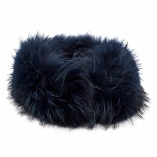 Matthew Williamson Fox Fur Collar