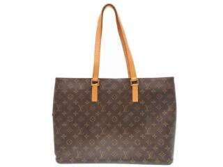 Louis Vuitton  Luco M51155 Monogram Brown Shoulder Bag