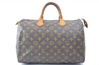Louis Vuitton Speedy 35 Monogram Hand Bag 10765