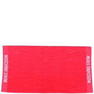 Moschino beach towel