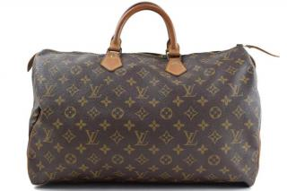 Louis Vuitton Speedy 40 Brown Monogram Bag