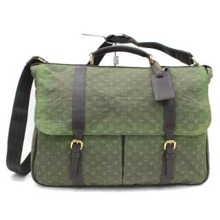 Louis Vuitton Denise Monogram Mini Lin Shoulder Bag