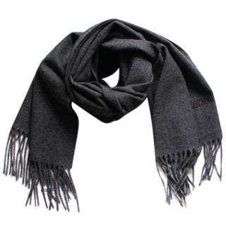 Moschino Large Wool Scarf