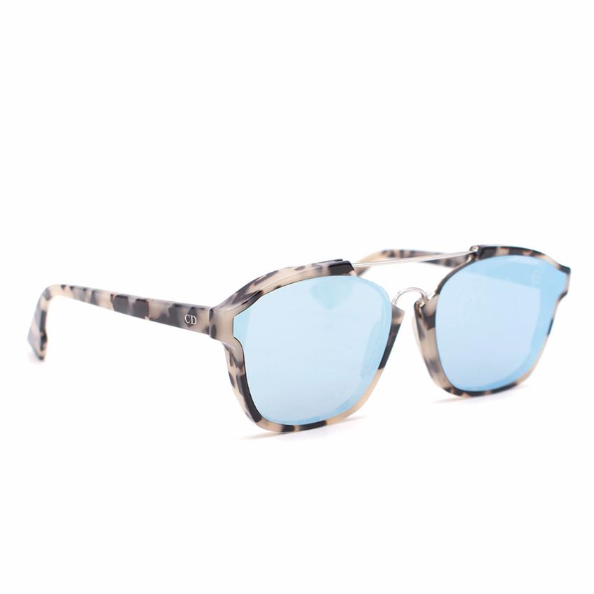 cfddff316be3 Christian Dior Abstract Mirrored Sunglasses