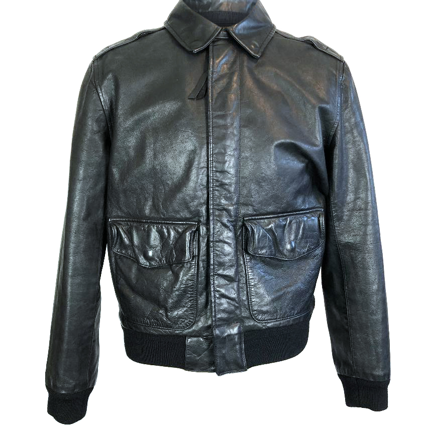 Leather Jacket Ralph Lauren A2 Polo Bomber O8nPwk0