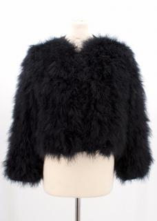 3.1 Phillip Lim Fur and Silk Jacket