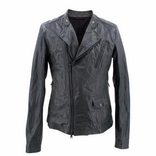 Joseph Leather Biker Jacket