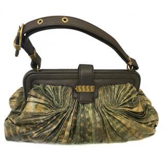 Bottega Veneta Ltd Edition Lizard Skin Bag