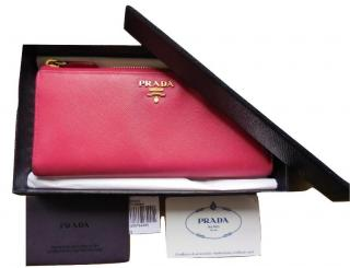 Prada Long Leather Walllet
