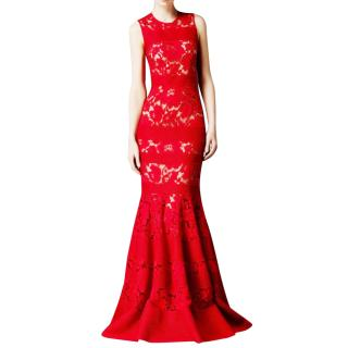 Carolina Herrera Evening Dress
