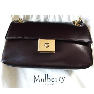 Mulberry Cheyne Oxblood Bag