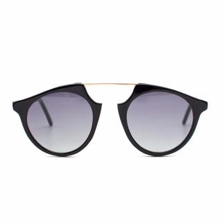 Spektre Bel Air Black Sunglasses
