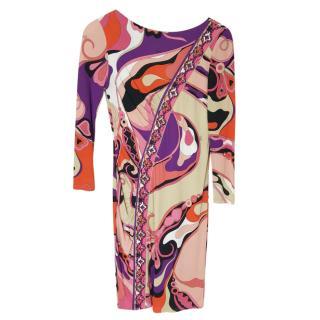 Emilio Pucci Multicolor Dress