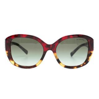 Burberry Tortoise Shell Sunglasses