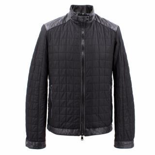 Micheal Kors Mainline Black Jacket
