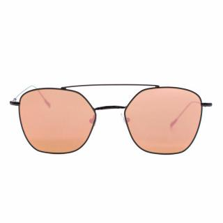 Spektre Dolce Vita Rose Gold Mirror Sunglasses