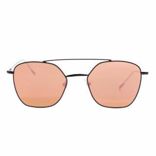 Spektre Dolce Vita Rose Gold Mirror Sunglasses