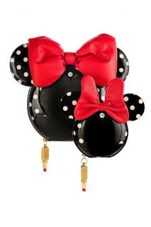 Lulu Guinness COLLABORATION WITH MINNIE MOUSE Charity Limited Edition