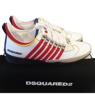 Dsquared Mens Trainers