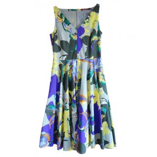 Max Mara floral dress