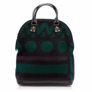 Burberry Prorsum Blanked Woven Tote Bag