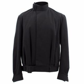 J.W Anderson Cotton Blend High Neck Jacket