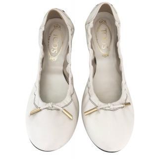 Tod's Ballerina Flats