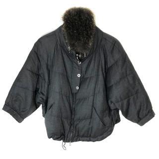 Brunello Cucinelli Wool And cashmere Blend Jacket
