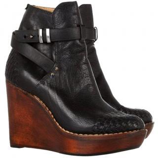 Rag and Bone Emery Wedge Boots