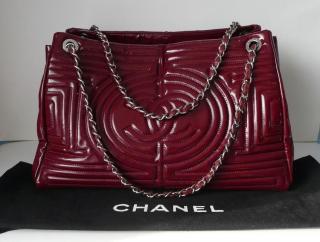 Chanel Maze Stitch Tote