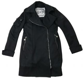 Chanel Identification Black Coat From 2003 Collection