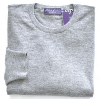 Ralph Lauren Purple Label cashmere jumper sweater