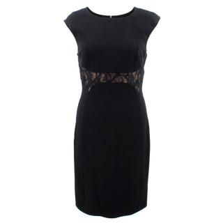 Emilio Pucci Black Lace Dress