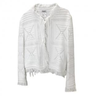 Chanel Cotton Cardigan