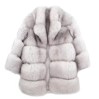 Bespoke Fox Coat