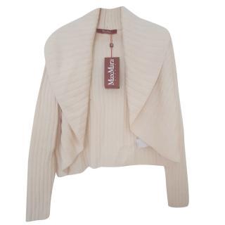 New Max Mara Knit cardigan,wool