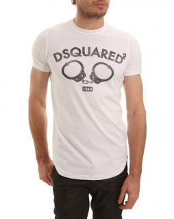 Dsquared Mens Handcuffs T-shirt