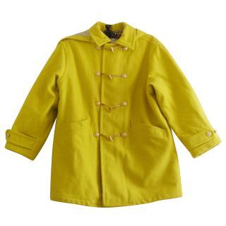 Versace Girl's Duffle coat